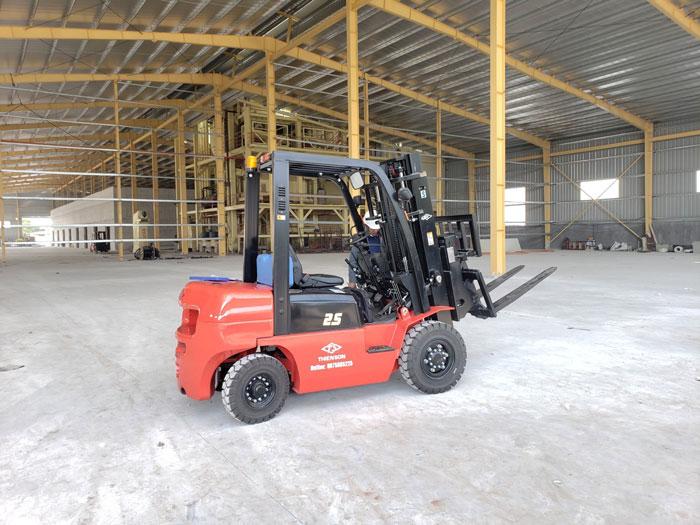 Xe nâng 2.5 tấn Hangcha dòng A - series