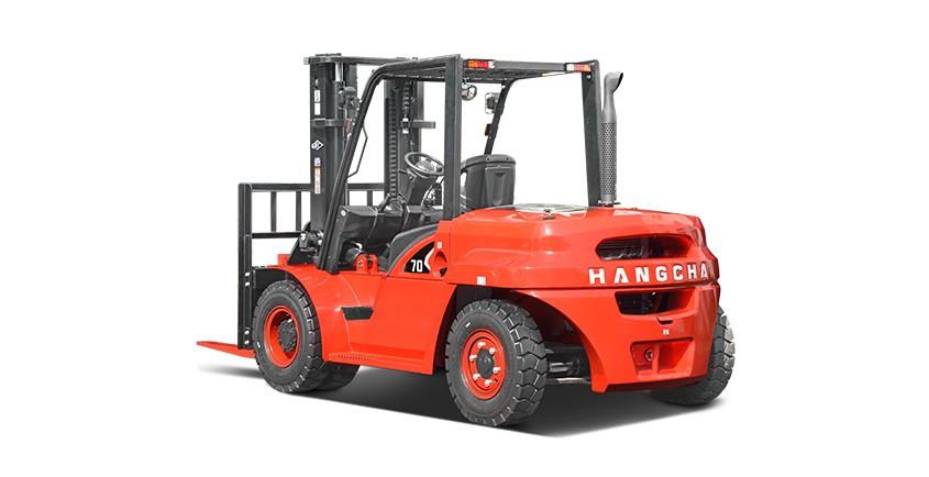 Xe nâng 7 tấn – Kinh nhiệm chọn mua xe nâng 7 tấn tốt nhất