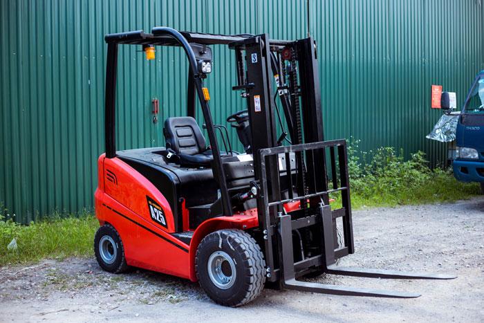 Xe nâng điện 2.5 tấn HangCha A series động cơ AC