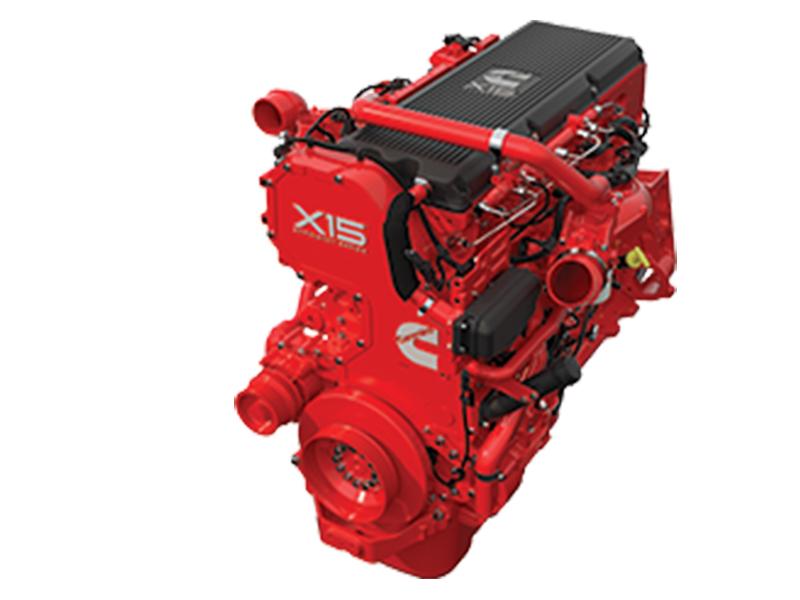 Động cơ cummins X15 - Dòng động cơ cơ bắp của Mỹ