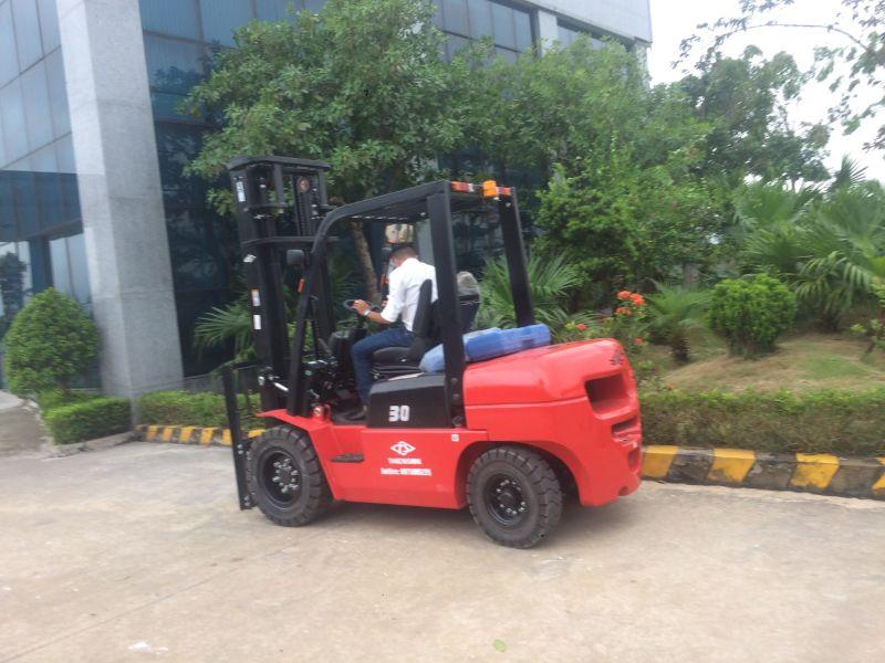 Ưu điểm xe nâng dầu 3 tấn HangCha