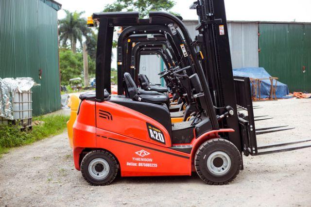 Xe nâng điện HangCha 2 tấn