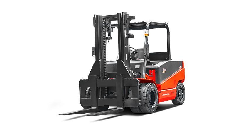 Xe nâng điện 8 tấn - 8.5 tấn HangCha chính hãng