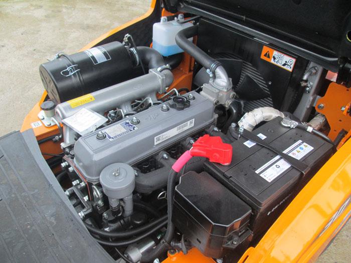 Động cơ xe nâng dầu 3 tấn