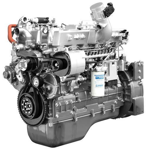 Động cơ Yuchai YUCHAIYC4A115-T310