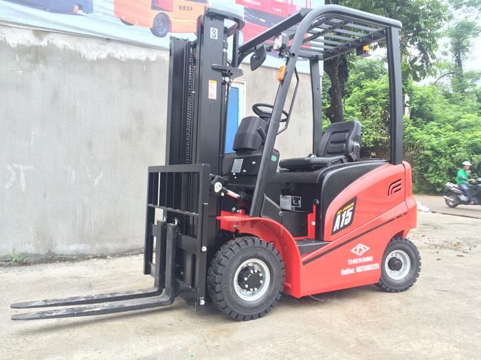 Xe nâng điện 1.5 tấn HangCha dòng A series giá rẻ
